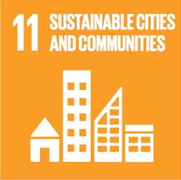 Sustainable Development Goal 11: Cities & communities