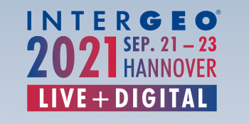 Logo of Intergeo Exhibition