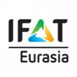 Logo of IFAT Eurasia